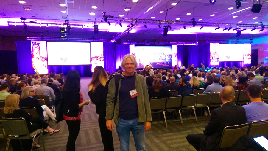 Annual Scientific Session of the American Academy of Cosmetic Dentistry in San Francisco